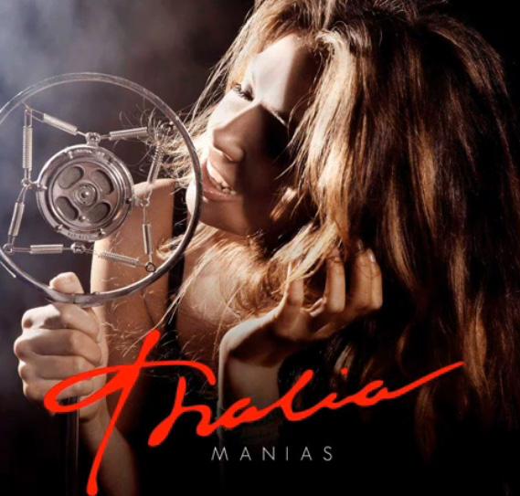 Manías nuevo sencillo de Thalía