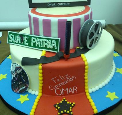Feliz Cumpleaños a Omar Chaparro