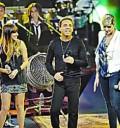 Ha-Ash con Cristian Castro en Primera Fila