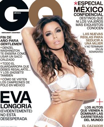 Eva Longoria en Revista GQ