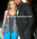 Gabriel Soto y Laura Flores
