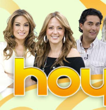 Galilea Montijo, Andrea Legarreta y Raúl Araiza continuarán en Hoy en 2013