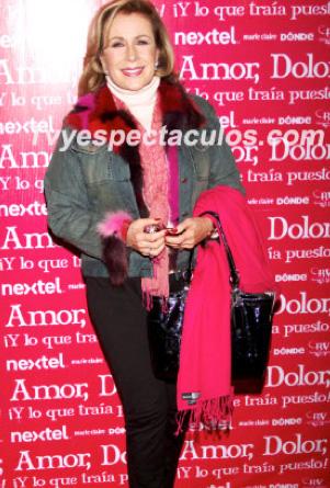 Laura Zapata amenazada por su hermana