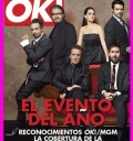 Revista OK! evento OK y MGM