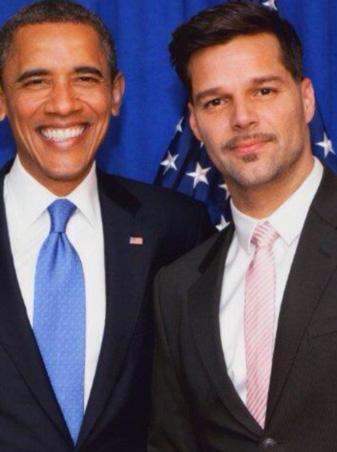 Latinos felices por el triunfo de Obama