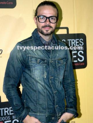 José María Torre produce para Canal Once Líbranos del mal