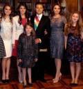 Familia de Enrique Peña Nieto en Los Pinos