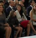 Angélica Rivera y sus hijas en toma de protesta de Enrique Peña Nieto