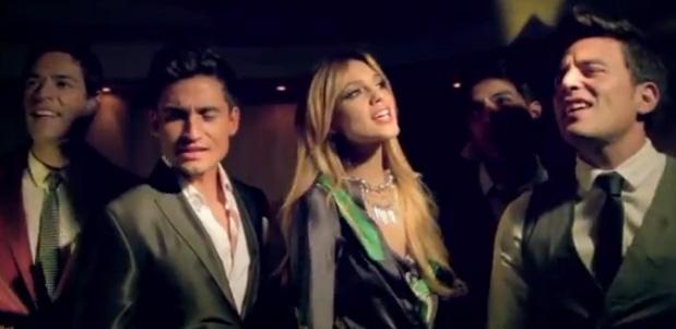 Video Me puedes pedir lo que sea de Eiza González con Marconi