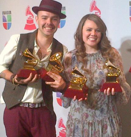 Jesse & Joy nominados al Grammy Americano