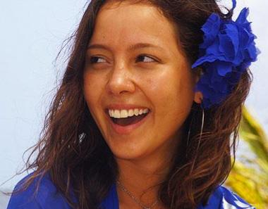 María Renee Ganadora de La Isla