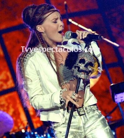 Belinda audiciona para La Tempestad telenovela de Televisa