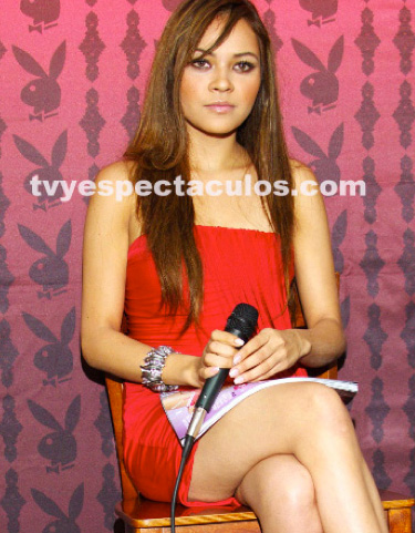Daiana Guzmán en La Isla de Tv Azteca