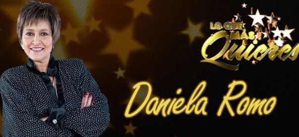Promo de Daniela Romo en Lo que más quieres
