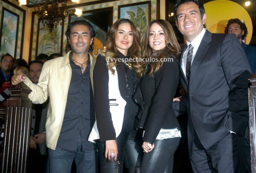 Nuevos conductores de hoy tv y espect culos for Espectaculos mexico hoy