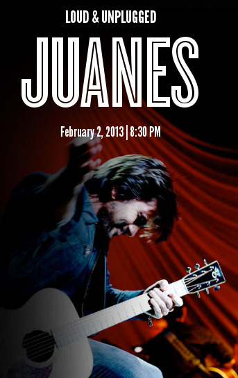 Juanes en Nayarit 2 de febrero