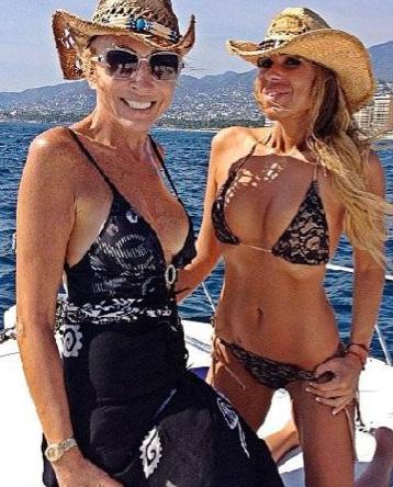 Hija de Laura Bozzo se desnuda para Playboy