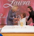 Segundo aniversario de Laura