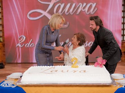 Cumplió dos años Laura Bozzo en Televisa