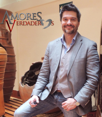Marcelo Córdoba se integra a Amores Verdaderos