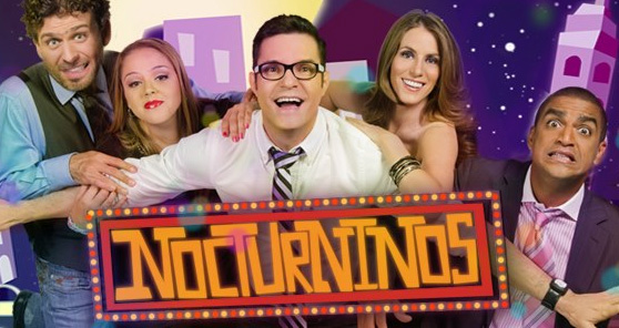 Sale del aire Nocturninos