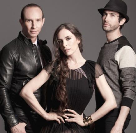 Sasha, Benny y Erik 11 de abril en Auditorio Nacional