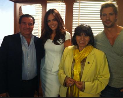 Ximena Navarrete o Silvia Navarro para protagonista de La Tempestad con William Levy