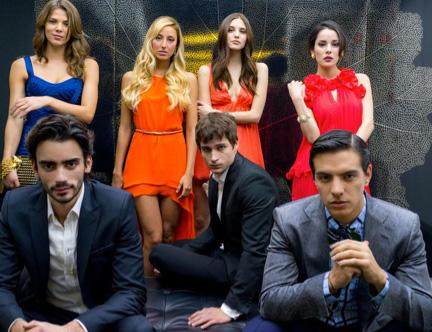 Presentan al elenco de Gossip Girl Acapulco