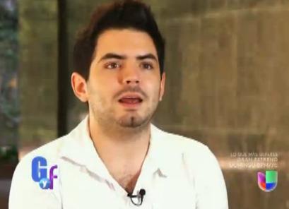 Fuertes declaraciones de José Eduardo sobre su papá Eugenio Derbez