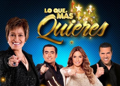 Casting para Lo que más quieres 8 y 9 de febrero en Televisa