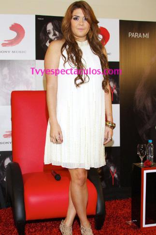 Yuridia renovó contrato con Tv Azteca