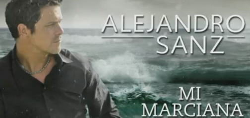 Video Mi Marciana de Alejandro Sanz