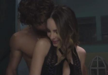Avance del video En la Obscuridad de Belinda