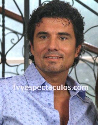 Diego Olivera podría ser el protagonista de El bien amado