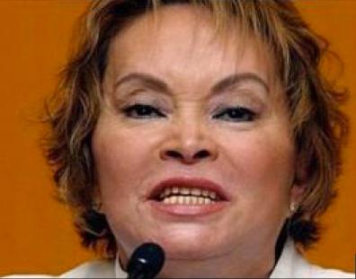 Los famosos opinan sobre la detención de Elba Esther Gordillo