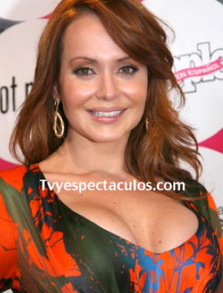 Gaby Spanic aclara que no deja Tv Azteca