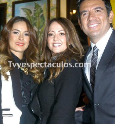 Galilea Montijo no cree que Carla Estrada deje la producción de Hoy