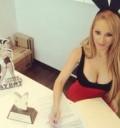 Ivonne Soto en revista Playboy