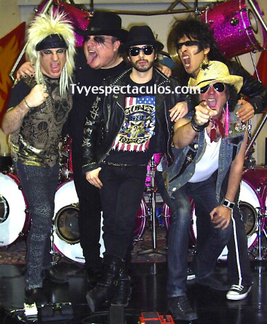 Moderatto 1 de junio en Auditorio Nacional