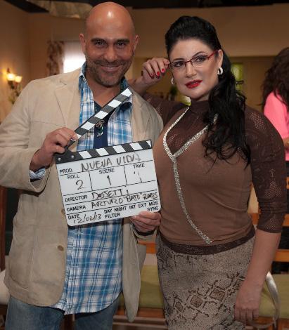 Nueva Vida de Televisa con Héctor Suárez Gomis y Alejandra Ávalos