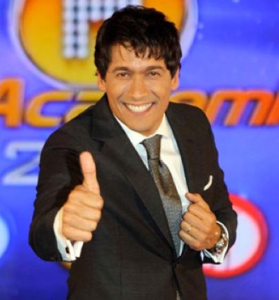 Rafael Araneda conductor de Baila México de Tv Azteca