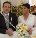 Boda Victoria Ruffo y Cesar Evora