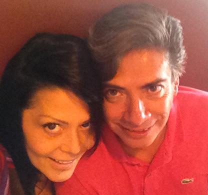 Alejandra Guzmán ya planea boda con Adrián Tovar