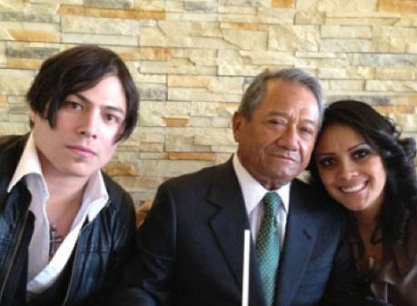 Armando Manzanero grabará con Paolo Botti