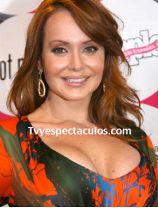 Gaby Spanic en Mujeres de Arena de Tv Azteca