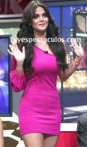 Marisol González tendrá una niña