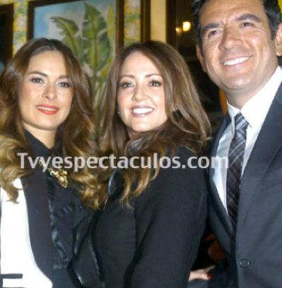 Galilea Montijo aclara que no tiene problemas con la productora Carla Estrada
