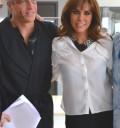 Sabine Moussier y Lisardo en Amores Verdaderos