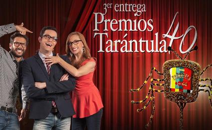 Ganadores de los Premios Tarántula 40
