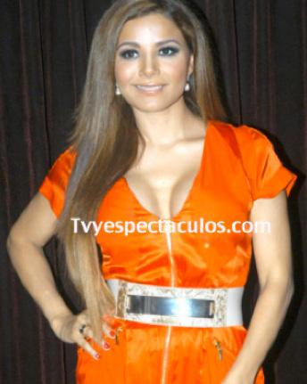 Aleida Núñez ya es mamá